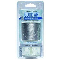 Yankee Candle Good Air Electric Home Air Freshener - Just Plain Clean