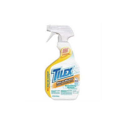 Tilex Mold Stain & Mildew Stain Remover, Refreshing Breeze, 32 fl oz (1 qt) 946 ml - THE CLOROX COMPANY