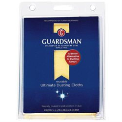 Guardsman Ultimate Dusting Cloth 5-Cloth Pack 462700