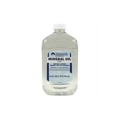 DDI 1755728 Swan Mineral Oil U.S.P.