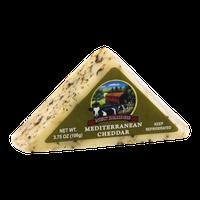 New Bridge Mediterranean Cheddar Cheese