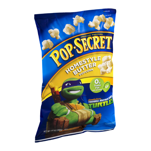 Pop-Secret Popcorn Homestyle Butter