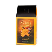 Salem Baking Company Original Cheddar Cheese Straw Petites, Single Serve, 2.5-Ounce Boxes (Pack of 12)