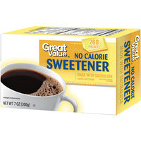 Great Value: No Calorie Sweetener, 7 oz
