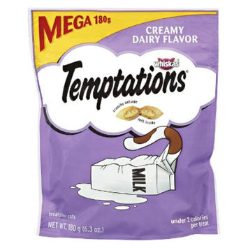 Mars, Incorporated Temptations Creamy Dairy Flavor Cat Treats 6.3 oz