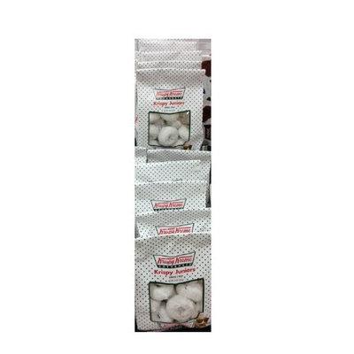 Krispy Kreme, Krispy Juniors, Powdered Sugar Doughnuts in a bag