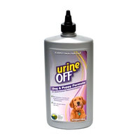 Urine Off Dog and Puppy Odor and Stain Remover