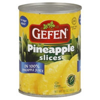 Gefen Pineapple Slices, Passover, 20-Ounce (Pack of 8)