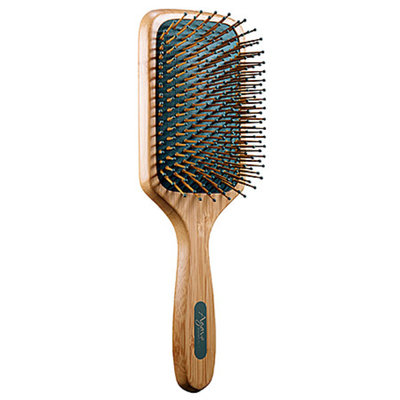 Agave Agave Healing Oil(TM) Natural Bamboo Paddle Brush Smooth & Shine