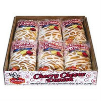 Cloverhill Cherry and Cheese Danish - 12 ct.