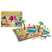 The Wonder Forge Jake and The Never Land Pirates Who Shook Hook Adventure Board Game