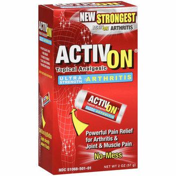 Activon Ultra Strength Arthritis Topical Analgesic