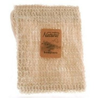 England Naturals Earthline Exfoliating Sisal Soap Saver Bag - Gentle Textured