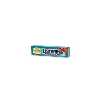 Listerine Essential Care Toothpaste, Powerful Mint Paste - 3.4 Oz