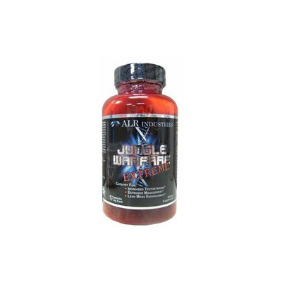 ALRI - Jungle Warfare Extreme Lean Mass Catalyst - 90 Capsules OVERSTOCKED