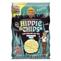 Hippie Chips Potato Chips, Ranch Gluten Free, 3.25-Ounce (Pack of 12)