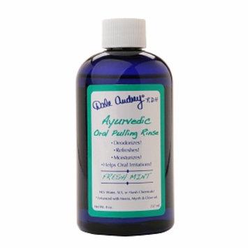 Dale Audrey Ayurvedic Oral Pulling Rinse, Mint, 8 oz