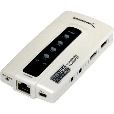 Sabrent Audio/Video Network Adapter