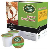 Keurig KCup Green Mt Coffee Caramel Vanilla Cream