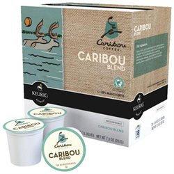 Keurig K-Cup 18-Pk. Caribou Coffee Blend Coffee