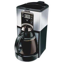 Jarden Mr. Coffee FTX45-1 12-Cup Programmable Coffeemaker - Black