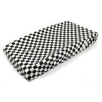 Teyo's Tires - Changing Pad Cover Checkers One Grace Place Teyo's Tires Checkers Changing Pad Cover