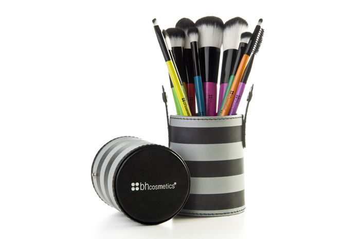 BH Cosmetics 10 Pcs Pop Art Brush Set
