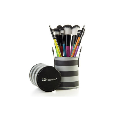 BH Cosmetics 10 Pcs Pop Art Brush Set