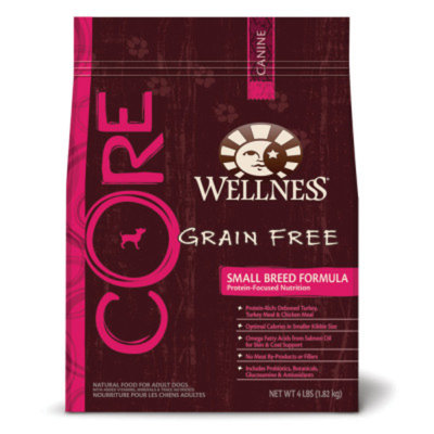 Wellness Core Grain Free Small Breed Adult Dog Food
