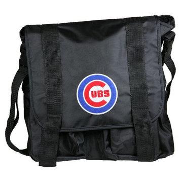 MLB Sitter Diaper Bag Chicago Cubs