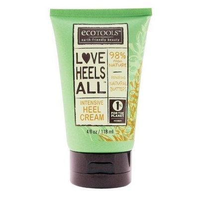 Ecotools Love Heels All Intensive Heel Cream, 4-Ounce (Pack of 2)