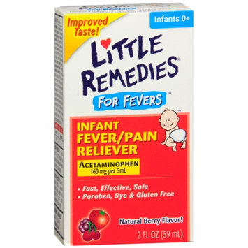 Little Colds Infant Fever / Pain Reliever Acetaminophen