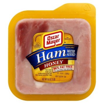 Oscar Mayer Honey Ham 16 oz