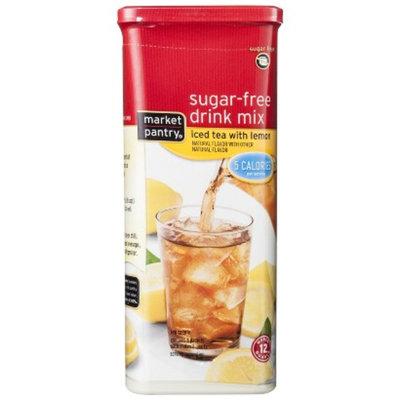 market pantry Market Pantry Sugar-Free Ice Tea with Lemon Powder Drink Mix 1.4-oz.