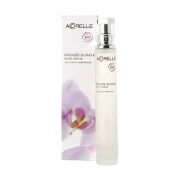 Acorelle Eau Fraiche Natural Spray, White Orchid, 1 fl oz