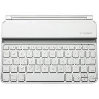 Logitech Ultrathin Keyboard for Apple iPad mini, White