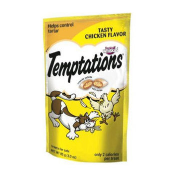 Whiskas Temptations - Chicken, 3 oz