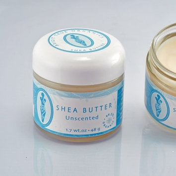 Brigit True Organics- UNSCENTED Shea Butter, 1.7 oz. (99.5% ORGANIC)