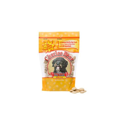 Charlee Bear Dog Treats with Liver - 6 oz