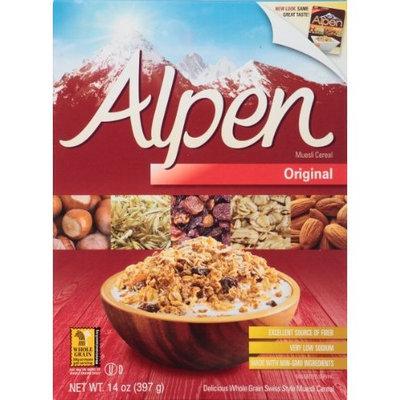Alpen Muesli Cereal, Original