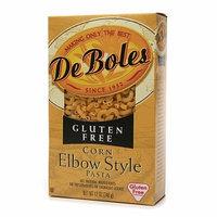 DeBoles Gluten Free Corn Elbow Pasta