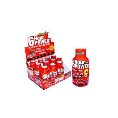 Stacker 2 NVE Pharmaceuticals 6 Hour Power Watermelon 12 ea