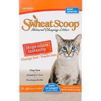 Swheat Scoop Original Clumping Cat Litter 25 lb