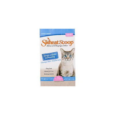Pet Care Systems Swheat Scoop Lightly Scented Litter 25 Pound ASP25-860610