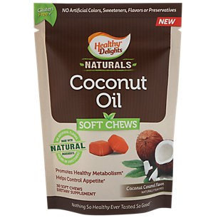 Healthy Delights Naturals Coconut Oil