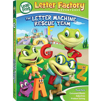 LeapFrog: Letter Factory Adventures - The Letter Machine Rescue Team (Widescreen)