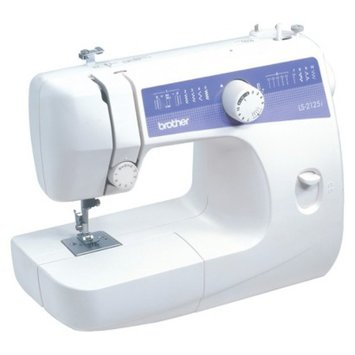 Brother LS2125I 10-Stitch Free-Arm Sewing Machine with Automatic 4-