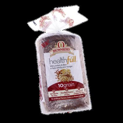 Brownberry HealthFull 10 Grain Bread