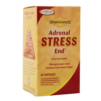 Enzymatic Therapy Fatigued to Fantastic! Adrenal Stress End