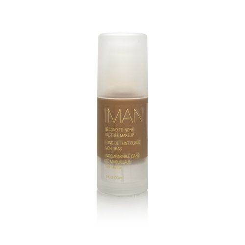 Iman Second to None Oil-Free Makeup SPF 8